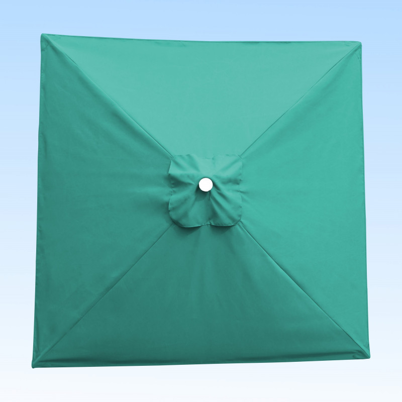 Toile acrylique Sunbrella ® Aruba 5416 pour parasol carré 2x2