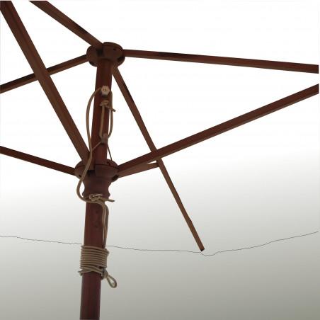 Armature Parasol Lacanau 2x2 Bois