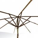 Armature Parasol Lacanau diamètre 300 cm Bois