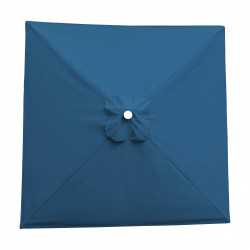Toile acrylique Sunbrella ® 5424 Sky Blue pour parasol carré 2x2