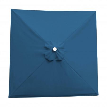 Toile acrylique Sunbrella ® Sky Blue pour parasol carré 2x2