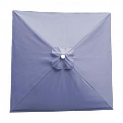 Toile acrylique Sunbrella ® 3714 Celeste pour parasol carré 2x2