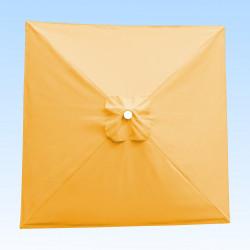 Toile acrylique Sunbrella ® Sunflower pour parasol carré 2x2