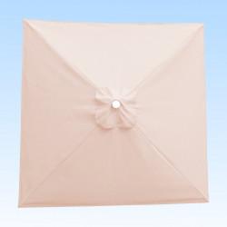 Toile acrylique Sunbrella ® Canvas pour parasol carré 2x2