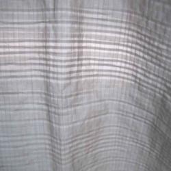 Housse de protection ( gamme économique ) pour parasol Hauteur 195 cm x Largeur 75 cm : détail de la toile