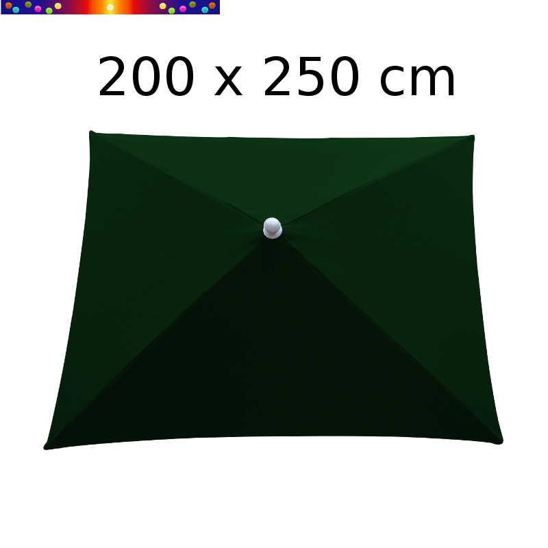 Parasol Arcachon Vert Pinède 200 x 250 cm