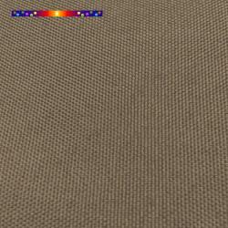 Toile de remplacement pour parasol rectangle 2x3 Chamois : détail du tissus