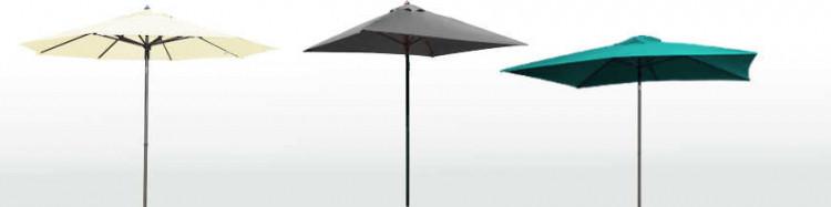 Le site de La Boutique du Parasol.fr  vous propose son Parasol de Terrasse modèle Lacanau-Océan.