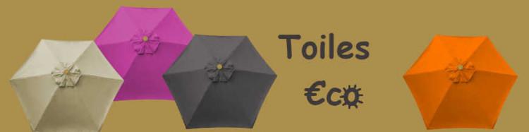 TOILES 300 cm 6 cotés €c☼
