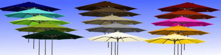 Le site de «La Boutique du Parasol» vous propose son Parasol de Terrasse modèle Lacanau-Océan Bois Diamètre 300 cm