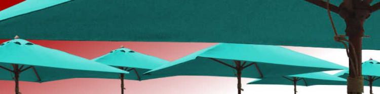 Le site de «La Boutique du Parasol» vous propose son Parasol de Terrasse modèle Lacanau-Océan Bois Carré 200 x 200 cm.