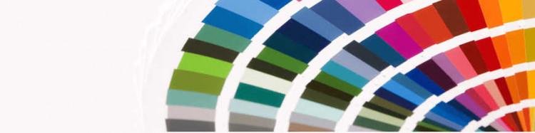 Toutes les couleurs de  la gamme des Parasols et toiles de la Boutique