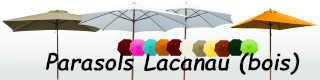 vers la page : collection Parasols Lacanau (bois)